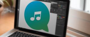 Разработка логотипа MusicMar