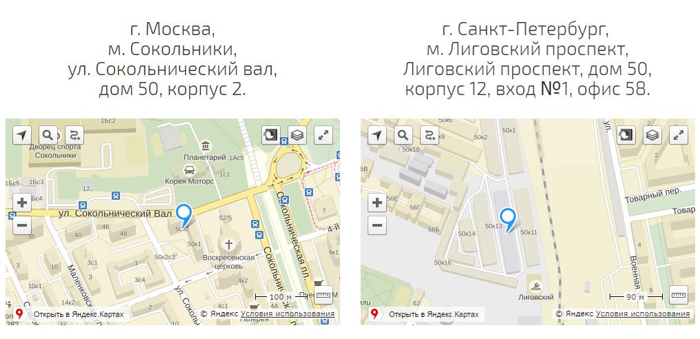 Техническое задание на адаптацию сайта к мобильным устройствам