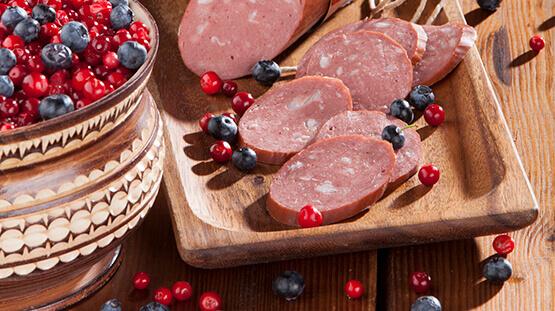 Корпоративный сайт якутского мясокомбината Хоту-Ас
