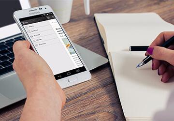 Мобильное приложение для студии Твоекино
