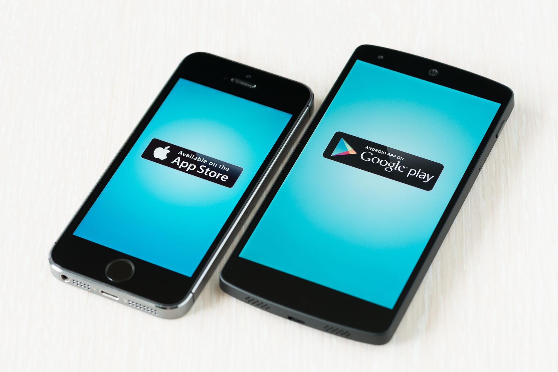 Работаем с Android и IOS